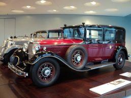 Hirohito's car