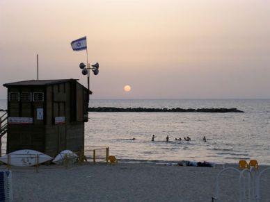 Mediterranean at Tel Aviv