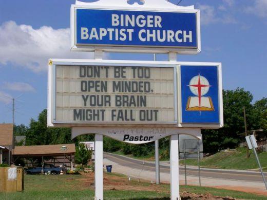 Wisdom in Binger, OK