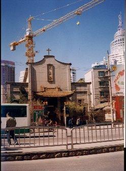 The Kunming Catholic Church
