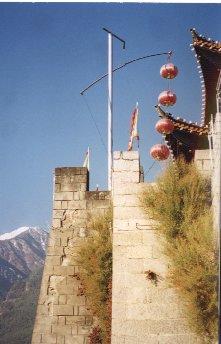 The walls of Dali