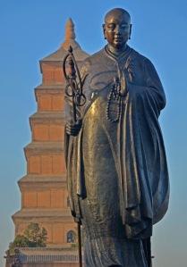 Xuanzang the Wild Goose Pagoda