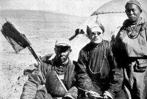 hedin in tibet